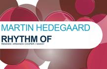 Martin Hedegaard – Rhythm Of